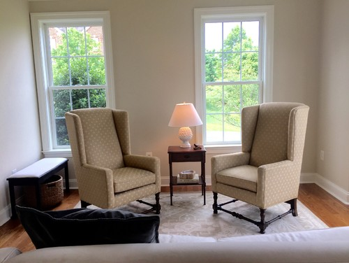 Craigslist-to-Collected Living Room?!