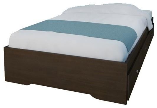 Nexera Pocono Storage Bed.