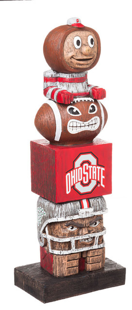 Evergreen Enterprises America Ohio State Buckeyes Tiki