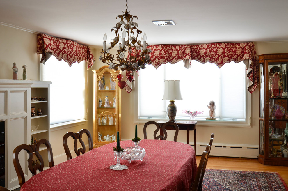 Dining Room Window Treatments in Connecticut
