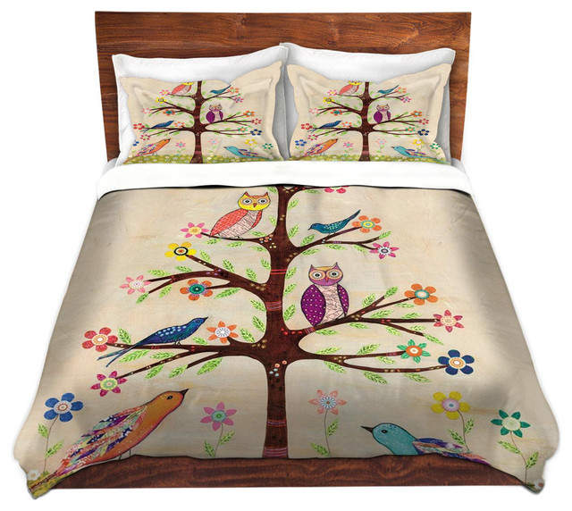 poly a single s cover blend product owl is only cotton duvet this