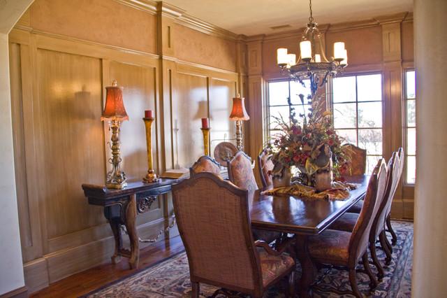 Home design - rustic home design idea in Austin