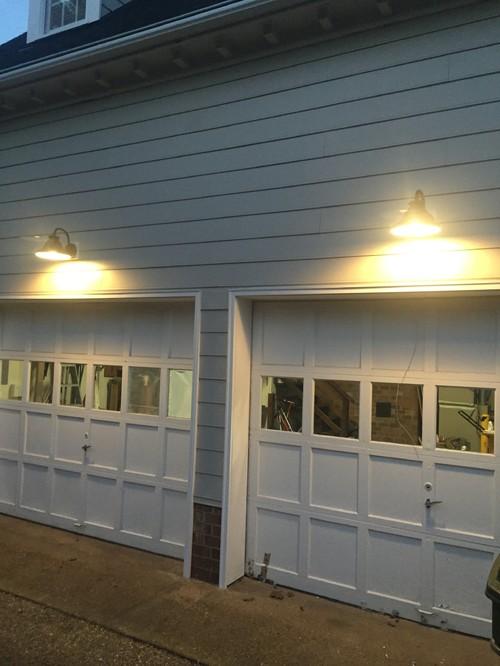 garage door updates update on garage doors hardware vs no hardware