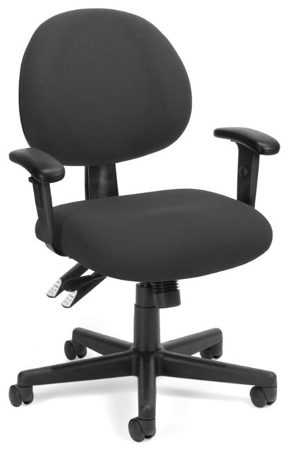 ofm inc ofm 24 hour computer task chair with arms office chairs
