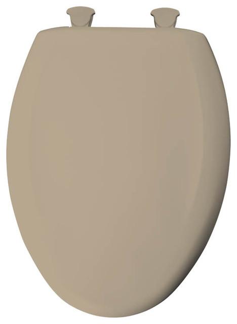 Bemis 1200slowt 000 Plastic Elongated Slow Close Toilet