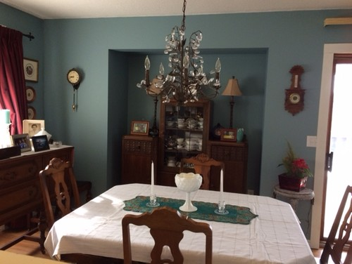 Dinning Room Color Choice