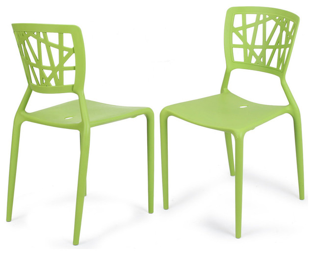 Shop Houzz Adeco Trading Inc Abstract Stacking Dining
