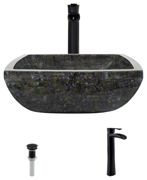How Far Away From The Vessel Sink Should The Faucet Be?