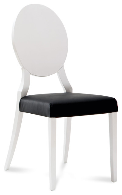 Domitalia Cameo Side Chair, Set of 2 - Modern - Dining Chairs - by ...