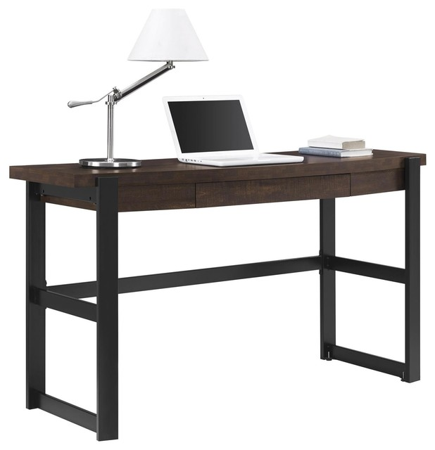 Oliver Desk, Espresso.