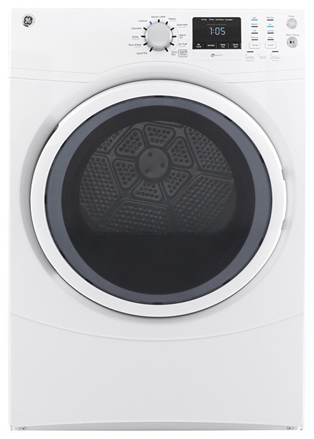 reversible door washing machine