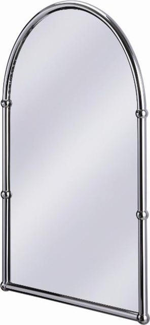 burlington bathroom mirror burlington arched mirror traditional bathroom mirrors 12208