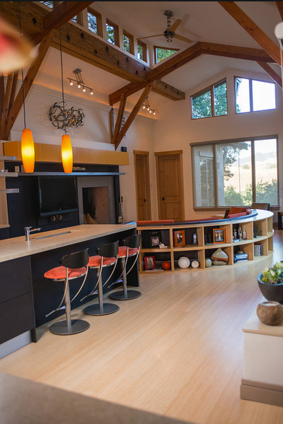 Contemporary Craftsman - Haley Residence #3