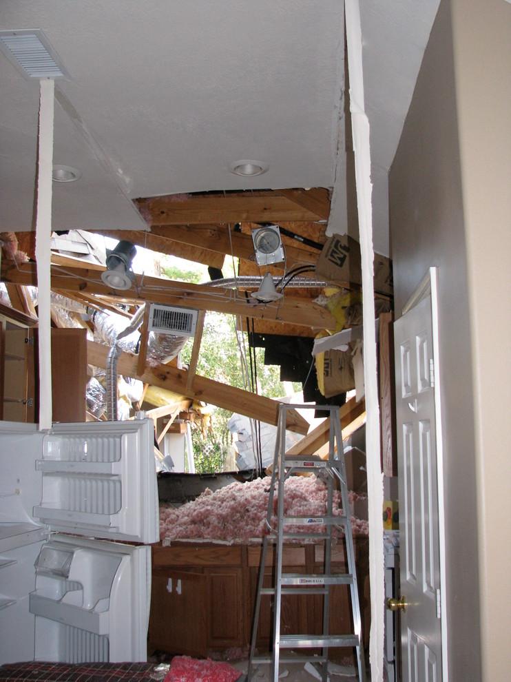 Hurricane Ike Home Rebuild