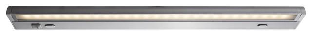 """17"""" LED Silver Under Cabinet Light"""