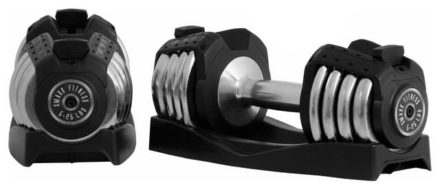 Xmark 25 Lb Adjustable Contemporary Home Gym