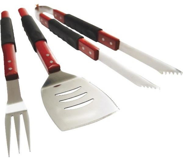 Grillpro 3-Piece Barbeque Tool Set.