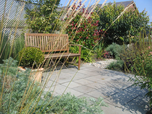 A Small Country Garden West Midlands By Paul Richards Garden