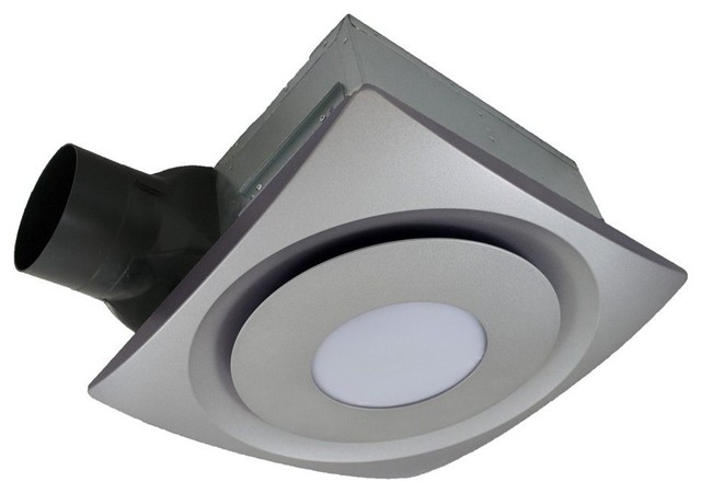 42a76838c68 Aero Pure LLC APSL G6 SlimFit Bathroom Fan With 13 Watt LED-Light Pad -  Contemporary - Bathroom Exhaust Fans - by The Mine