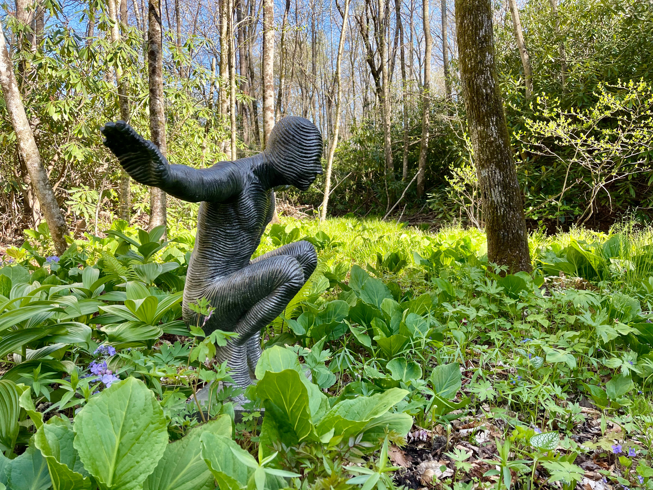 Sculpture in Bog #1