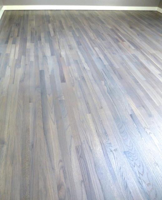 Eleonore 39 s grey wood floor eclectic portland by for Hardwood floor dealers