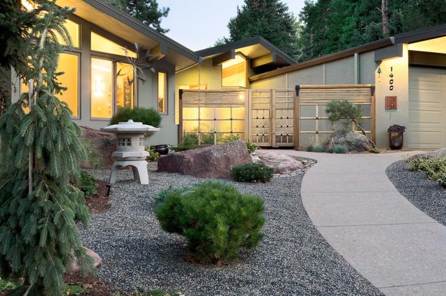 zen garden house contemporary denver by sopher sparn architects