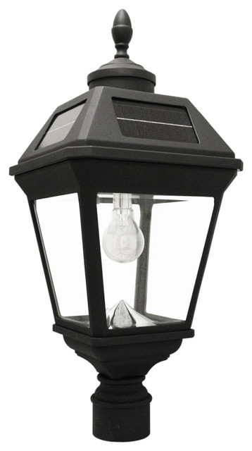 Imperial Solar Light W/gs Solar Light Bulb - 3 Fitter Mount - Eagle/acorn Finia.