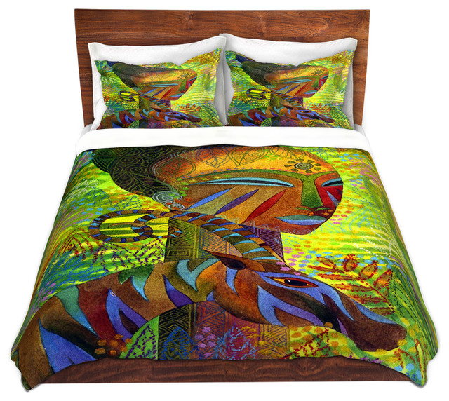 sets product african covers dianoche microfiber tropical and duvet home design queens