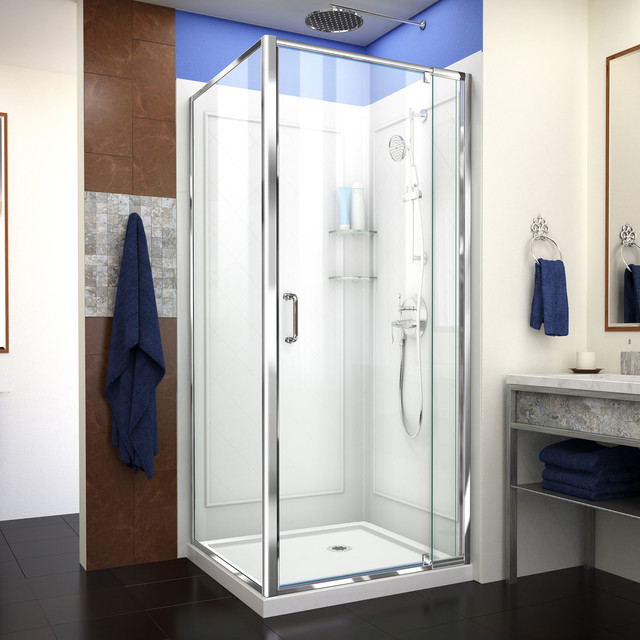best enclosure walk elegance corner dreamline reviews in shower pivot frameless enclosures
