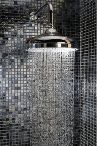 iridescent bathroom tiles iridescent shower tile contemporary new york by 13276