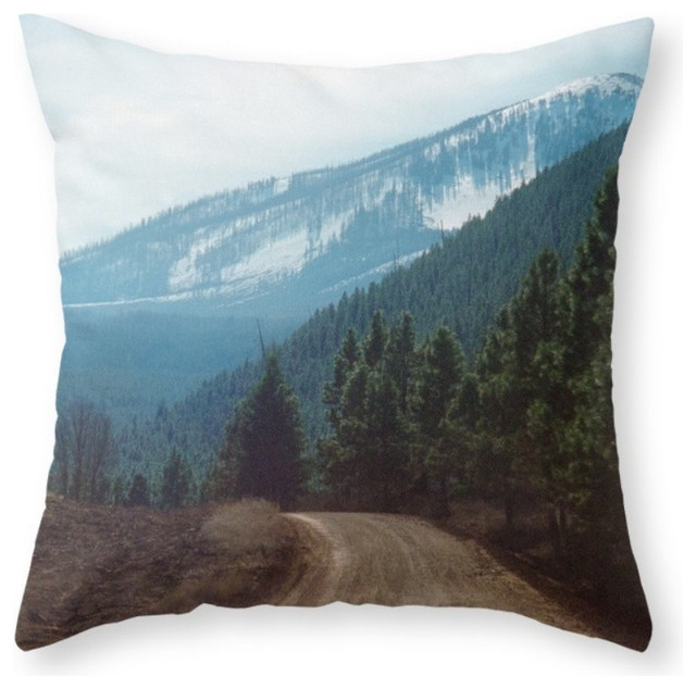 Throw Pillow Down : They re Coming Down Pillow Cover - Contemporary - Decorative Pillows - by Society6