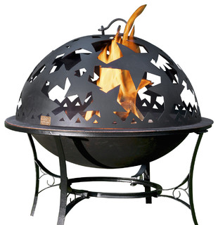 fire pit accessories directions small starry dome only 10327