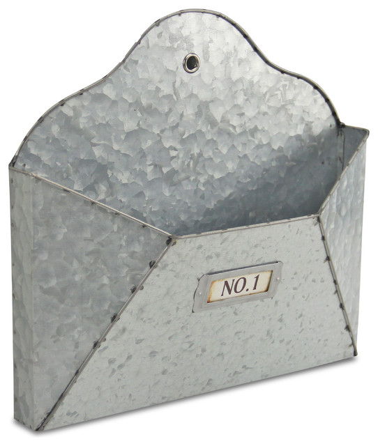 Metal Wall Hanging Letter Box