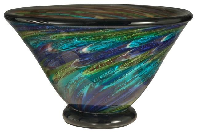 Contemporary Decorative Bowls Impressive Dale Tiffany Under The Sea Accessories  Bowls  Contemporary Decorating Inspiration