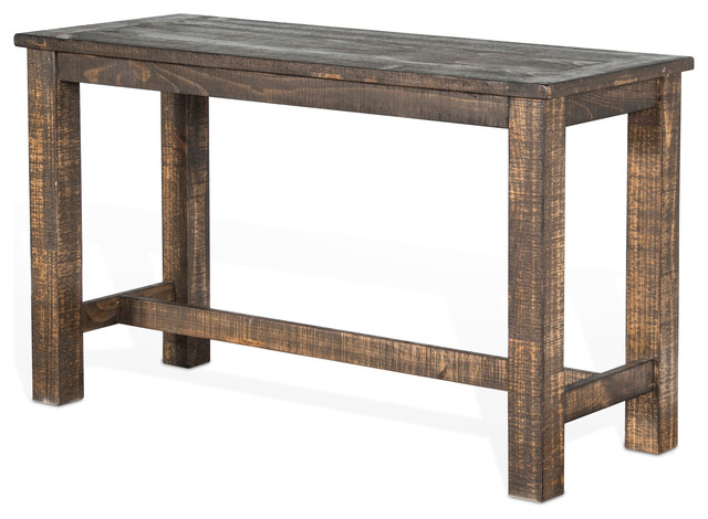 Reno Counter Height Table - Transitional - Indoor Pub And Bistro ...