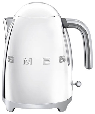Smeg Kettle 50's Retro Style With Capacity 1.7 l., Stainless Steel
