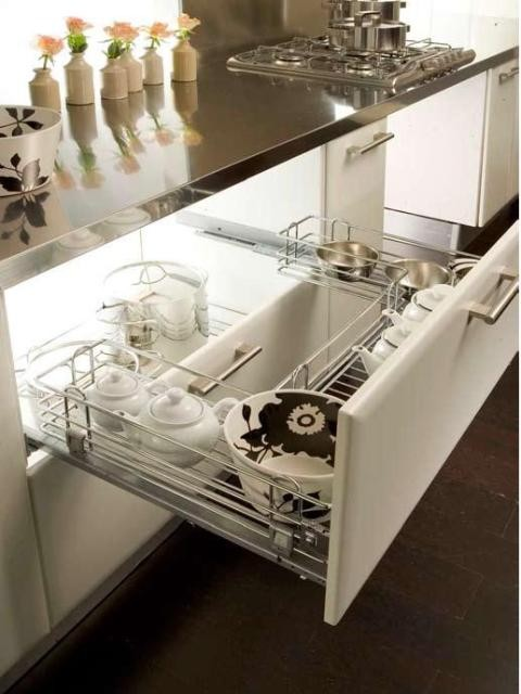 Kitchen Under Sink Cabinet