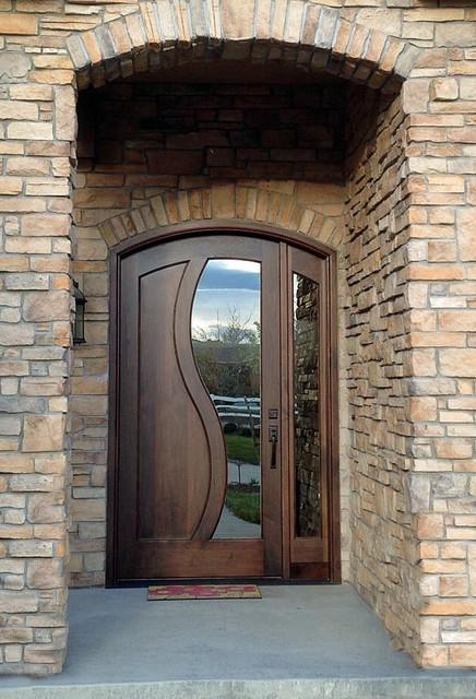 Single Entry Doors Contemporary Denver By My Door Company