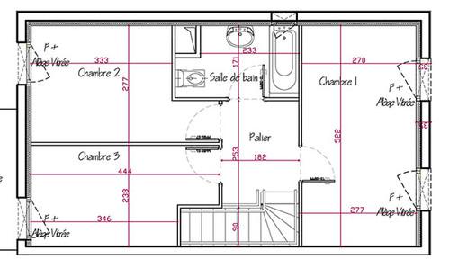probl me am nagement grande chambre pour 2 gar ons. Black Bedroom Furniture Sets. Home Design Ideas