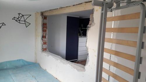 Übergang Esszimmer / Wohnzimmer