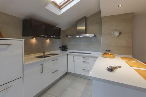 Tiene alguna ventaja una cocina blanca?