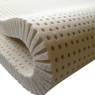 "Sleep On Latex - 3"" 100% Natural Latex Mattress Topper - View in Your Room! 