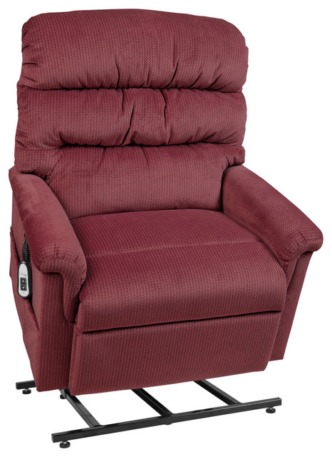 Large Wide Lift Chair Recliner Contemporary Lift
