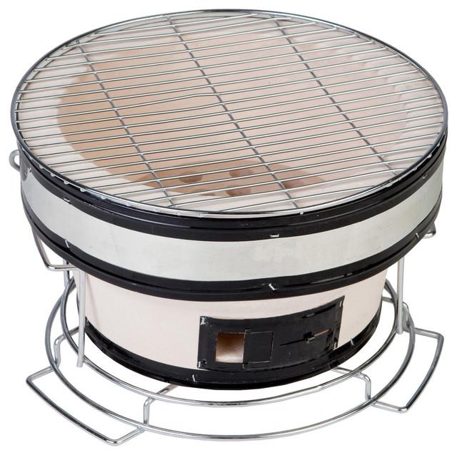 Small Round Yakatori Charcoal Grill