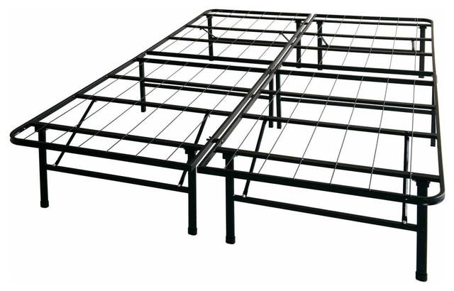 Rest-Easy Queen Platform Bed.