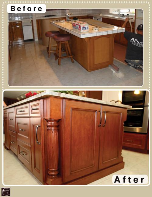 Complete Kitchen Remodel Yobra Linda
