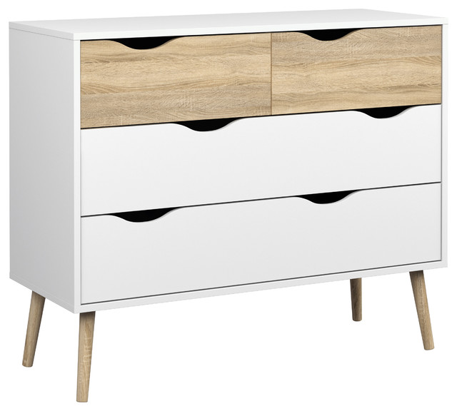 diana 4 drawer chest