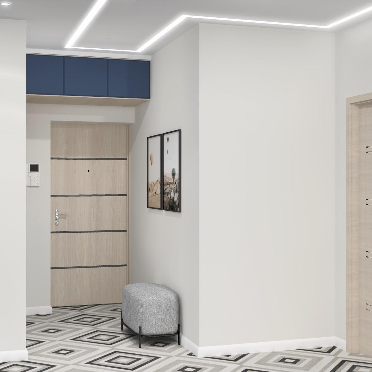 Дизайн квартиры в р-не Преображенское