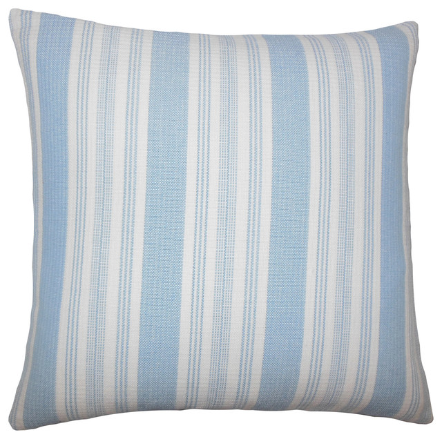 Shop Houzz The Pillow Collection Inc Reiki Striped