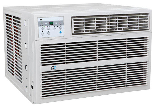 12000 Btu Electronic Window Air Conditioner With Heat